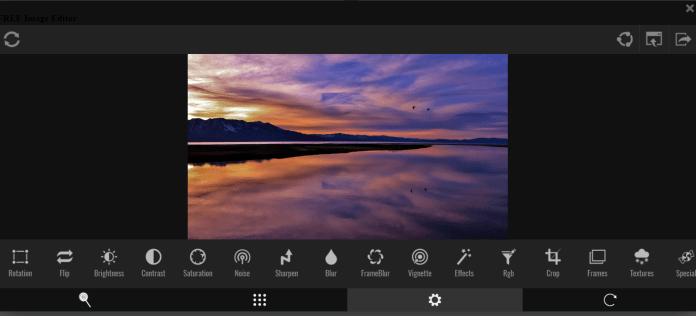 10 Simple but Powerful Online Photo Editors Tools