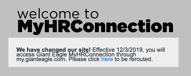 hrconnection login site