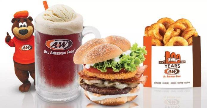 A&W Restaurants Survey