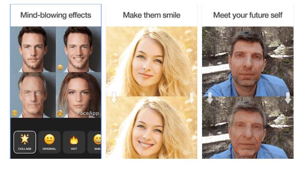 faceapp-clone