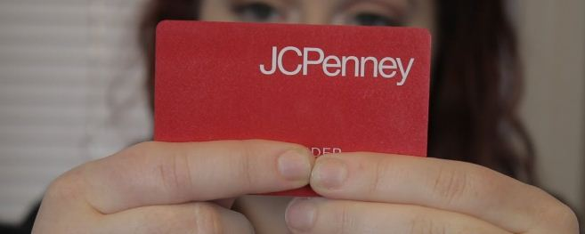 jcpenney card activation