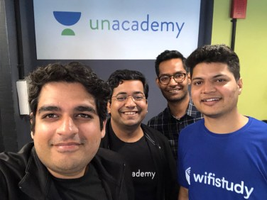 Unacademy online learning