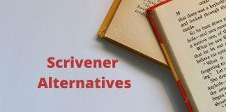 Scrivener Alternatives