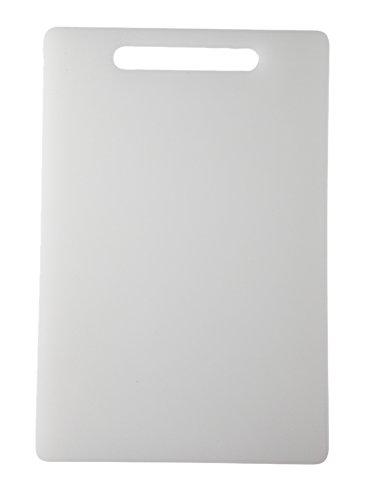 All Time Plastics Chopping Board, 37cm, White