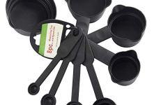 Kitchen Ware Measurement Measuring Cups and Spoons Set 8 Pcs Measuring