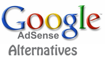 Google Adsense Alternatives
