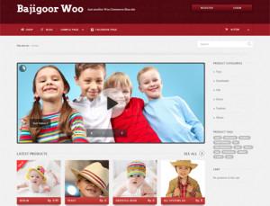 BajiGoor WooCommerce Theme