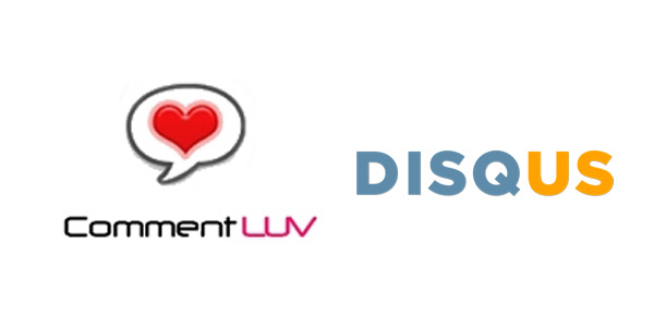 CommentLuv Vs Disqus