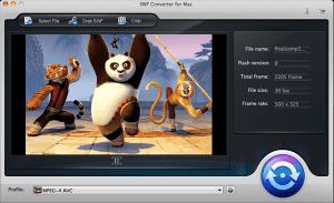 iOrgSoft Mac SWF Converter