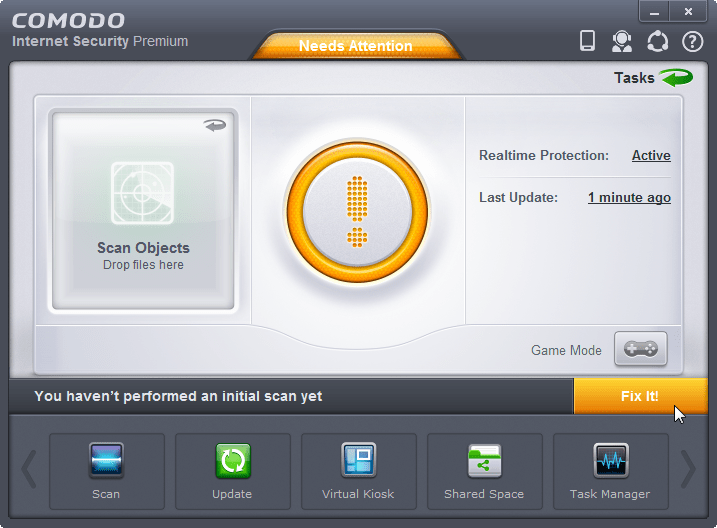 Comodo Internet Security Pro 6