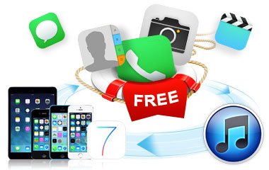 iSkysoft Free iPhone Data Recovery