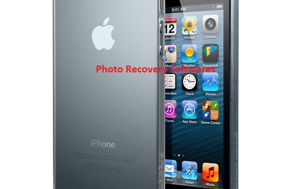 Photo Recovery Softwares for iPhone