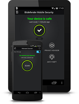 Bitdefender Mobile security Premium
