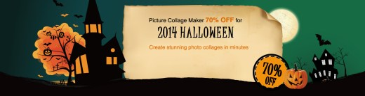 Picture Collage Maker Halloween