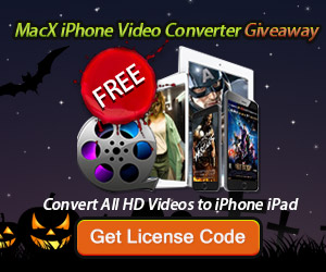 MacX iPhone Video Converter