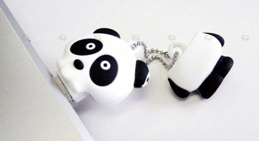 Cute Panda Flash Drive