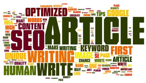 Seo Article Writing Tips