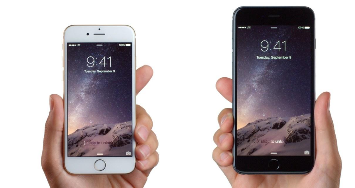 iPhone 6 n iPhone 6 Plus