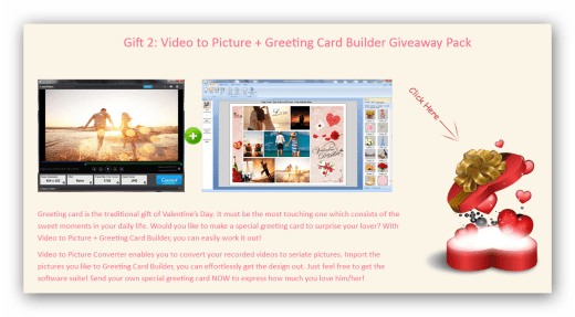 PearMountainSoft Greeting Card Builder