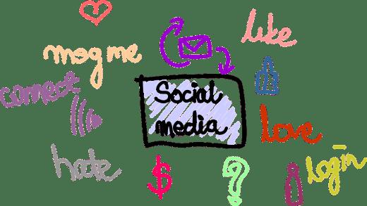 Social Media For Internet Marketing
