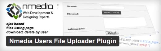 N-Media File Uploader