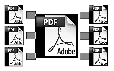 Splitting the PDF Files