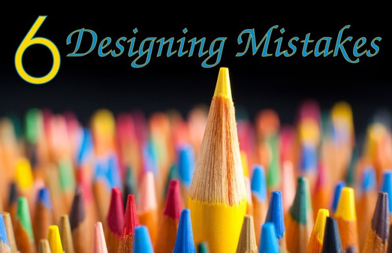 WordPress Designing Mistakes
