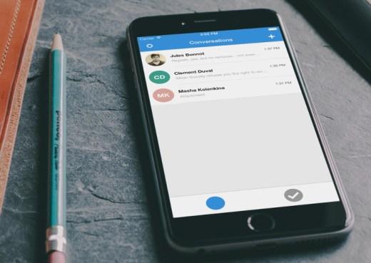 Signal Chat App