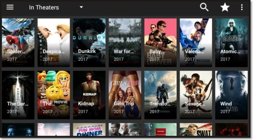 Latest movie streaming app