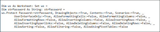 Resolve Runtime error 1004