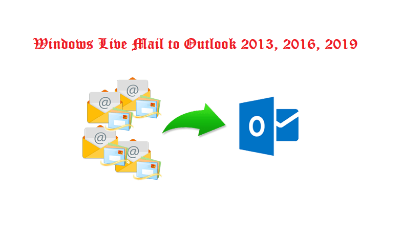 How to Export Email Accounts from Windows Live Mail to Outlook
