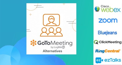 GoToMeeting Alternatives