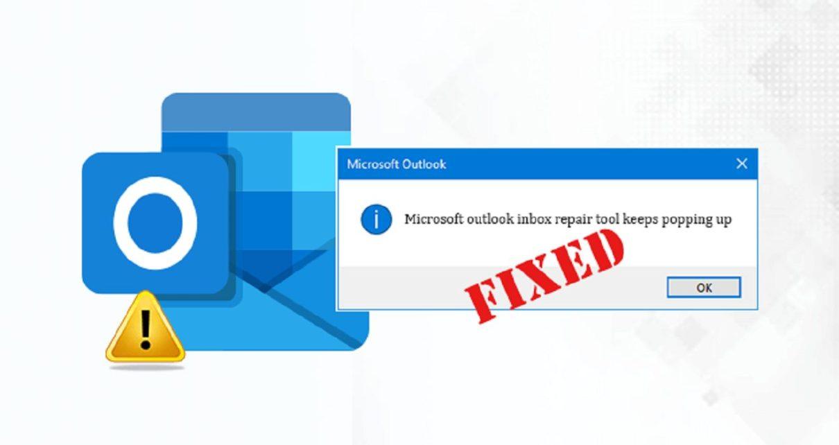 Inbox Repair Tool