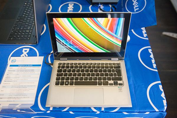 Dell представила в Украине новые ноутбуки, трансформеры и моноблоки Inspiron