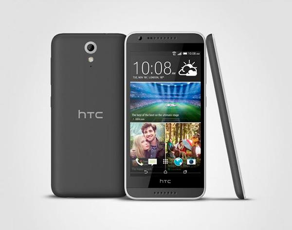 HTC представит недорогой смартфон с 4,7-дюймовым HD-дисплеем