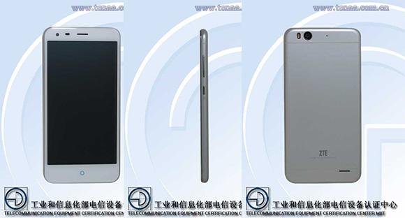ZTE выпустит фаблет по мотивам iPhone 6 Plus