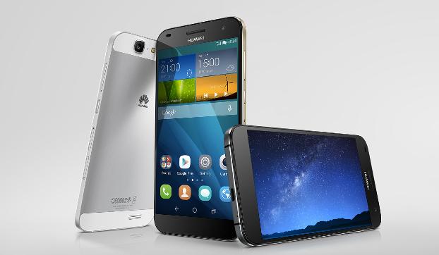 Новый 5,5-дюймовый фаблет Huawei G7 уже в Украине
