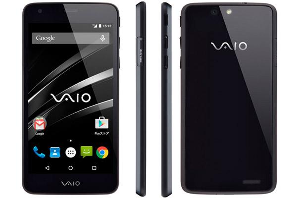 Первый смартфон под легендарным брендом VAIO представлен официально