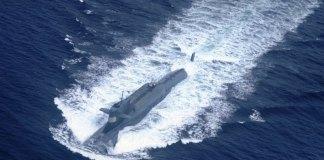 Магнитогидродинамическая подводная лодка