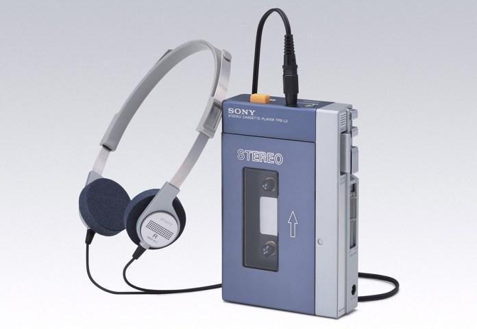 Легендарному плееру Sony Walkman исполнилось 40 лет