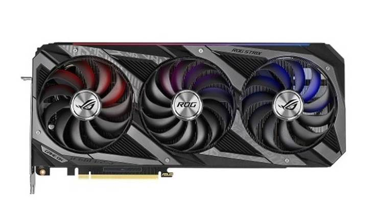ROG Strix GeForce RTX 30