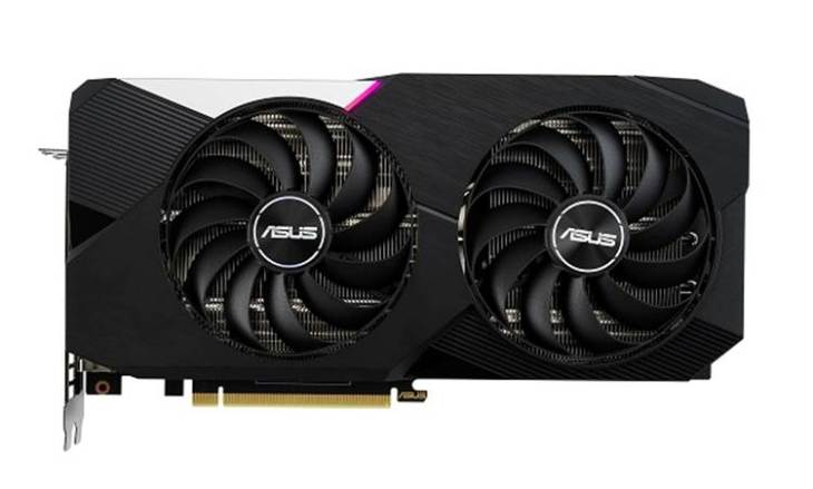 ASUS Dual GeForce RTX 3060 Ti