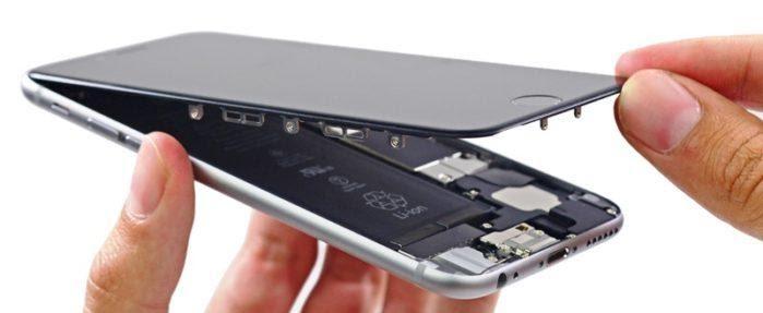 Самые распространенные причины поломки iPhone
