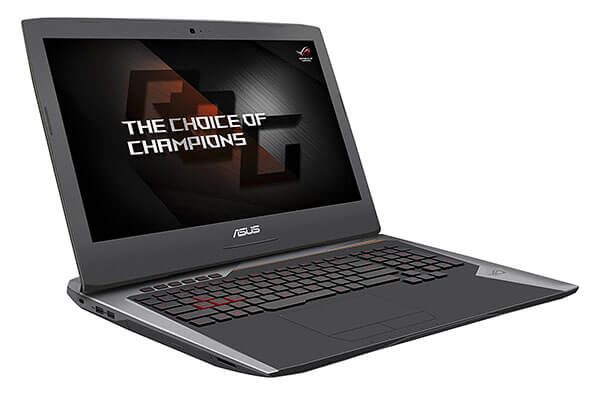 Asus ROG G752VY-GC489T