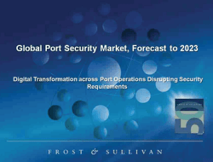 Global Port Security Spend Boosted by Port Upgrades and New Terminal Developments