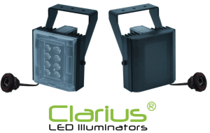 GJD Clarius® PLUS IP LED Illuminator Range