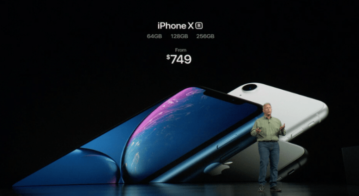 Apple iPhone XR first impressions The less expensive in many colors