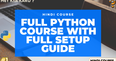 PYTHON-BASIC-AND-ADVANCE-TUTORIAL-INTRODUCTION-PYTHON-TUTORIAL