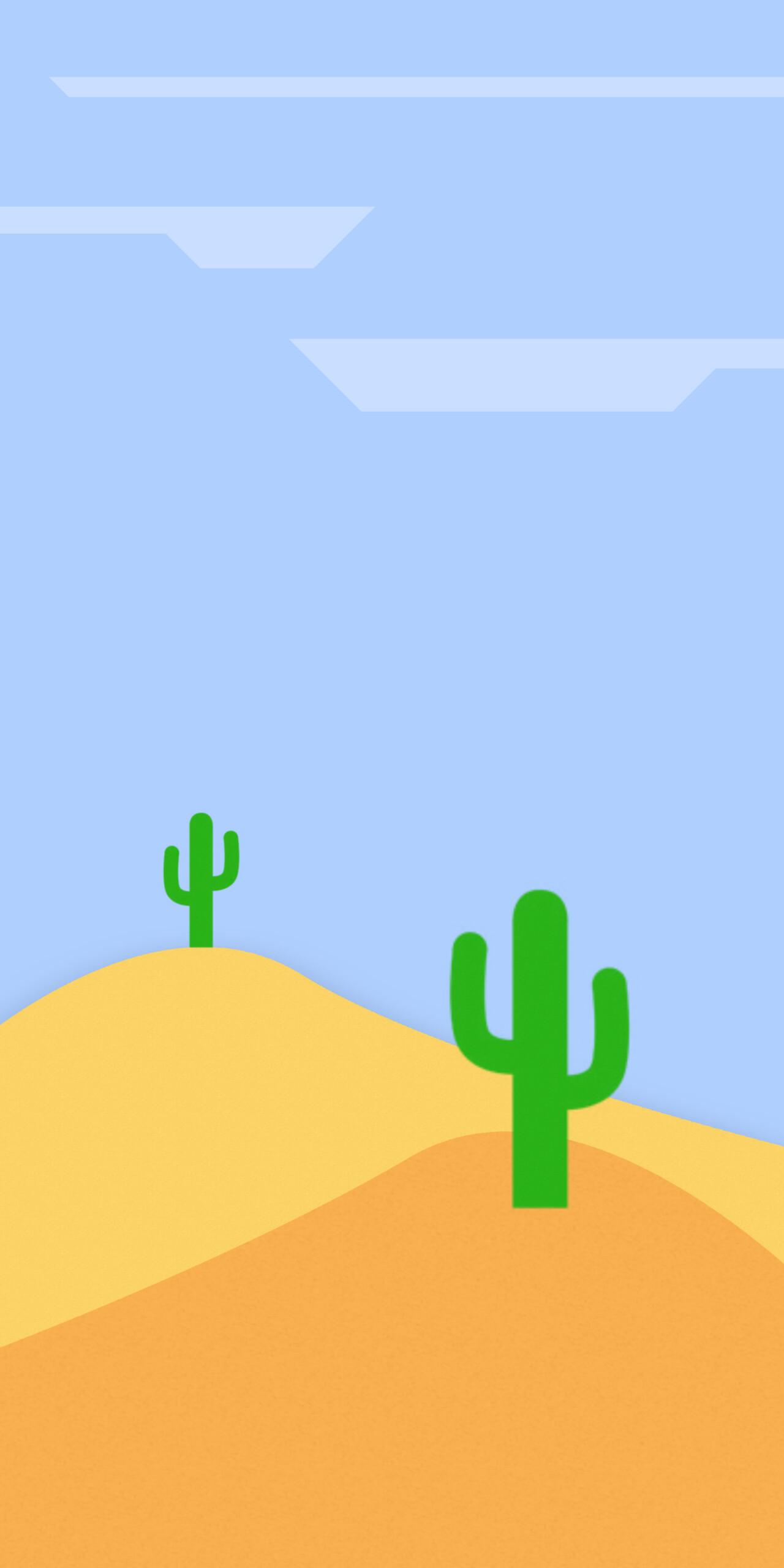 Desert without Sun