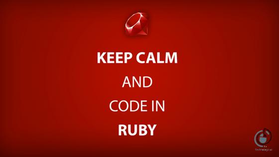 لغة روبي للبرمجة